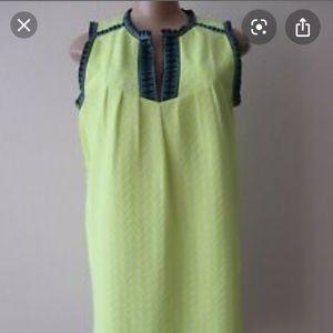 JCrew Arrow Shift Dress